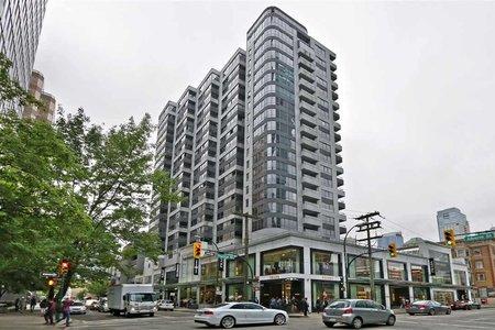 R2374702 - 509 1060 ALBERNI STREET, West End VW, Vancouver, BC - Apartment Unit
