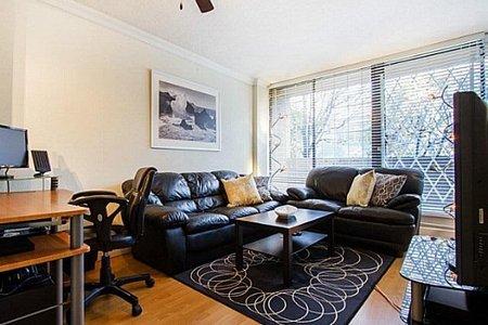 R2374822 - 109 950 DRAKE STREET, Downtown VW, Vancouver, BC - Apartment Unit