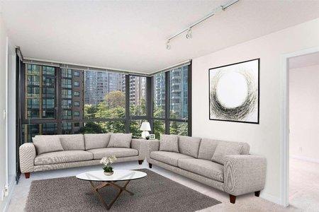 R2374873 - 606 1367 ALBERNI STREET, West End VW, Vancouver, BC - Apartment Unit