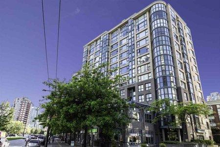 R2374945 - 1404 238 ALVIN NAROD MEWS, Yaletown, Vancouver, BC - Apartment Unit