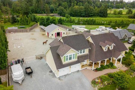 R2375118 - 22872 76A AVENUE, Fort Langley, Langley, BC - House with Acreage