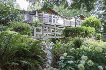 R2375127 - 4645 CAULFEILD DRIVE, Caulfeild, West Vancouver, BC - House/Single Family