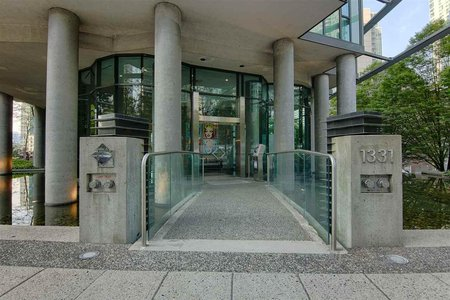 R2375186 - 1906 1331 W GEORGIA STREET, Coal Harbour, Vancouver, BC - Apartment Unit