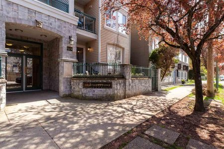R2375195 - 101 3278 HEATHER STREET, Cambie, Vancouver, BC - Apartment Unit