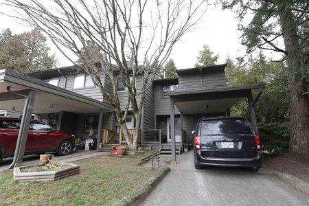 R2375231 - 61 1930 CEDAR VILLAGE CRESCENT, Westlynn, North Vancouver, BC - Townhouse