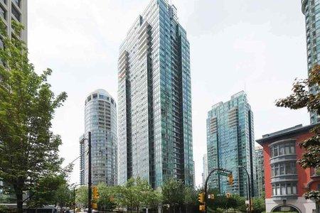 R2375243 - 1602 1288 W GEORGIA STREET, West End VW, Vancouver, BC - Apartment Unit