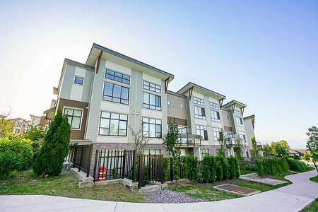 R2375244 - 205 9987 BARNSTON DRIVE, Fraser Heights, Surrey, BC - Townhouse