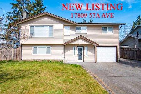 R2375563 - 17809 57A AVENUE, Cloverdale BC, Surrey, BC - House/Single Family