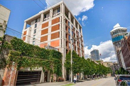 R2375614 - 505 531 BEATTY STREET, Downtown VW, Vancouver, BC - Apartment Unit