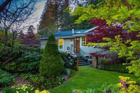 R2375801 - 5715 CRANLEY DRIVE, Eagle Harbour, West Vancouver, BC - House/Single Family