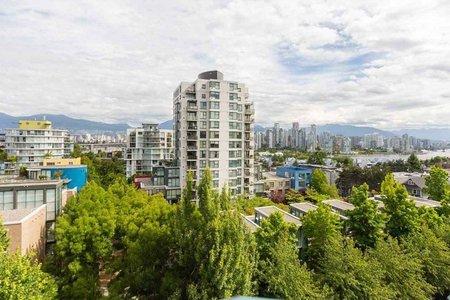 R2375841 - 804 1438 W 7 AVENUE, Fairview VW, Vancouver, BC - Apartment Unit