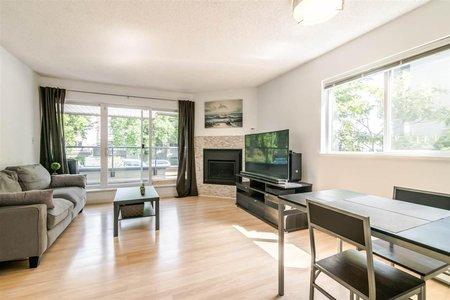 R2375883 - 6 3250 W 4TH AVENUE, Kitsilano, Vancouver, BC - Apartment Unit