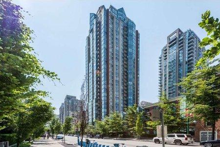 R2375975 - 3501 939 HOMER STREET, Yaletown, Vancouver, BC - Apartment Unit