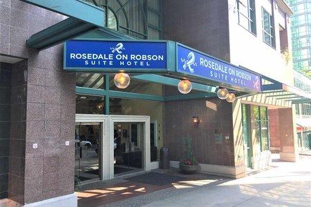 R2376049 - 513 838 HAMILTON STREET, Downtown VW, Vancouver, BC - Apartment Unit