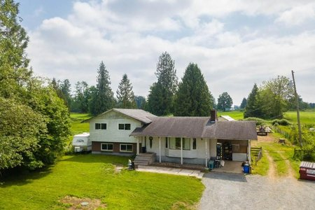 R2376066 - 27456 43 AVENUE, Salmon River, Langley, BC - House with Acreage
