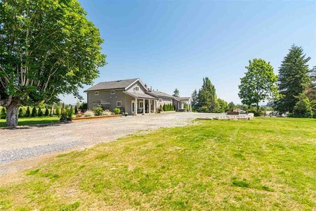 R2376141 - 2193 272 STREET, Otter District, Langley, BC - House with Acreage