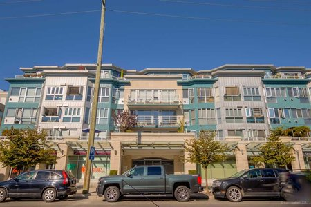 R2376292 - 408 122 E 3RD STREET, Lower Lonsdale, North Vancouver, BC - Apartment Unit