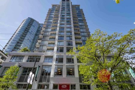 R2376347 - 1502 480 ROBSON STREET, Downtown VW, Vancouver, BC - Apartment Unit