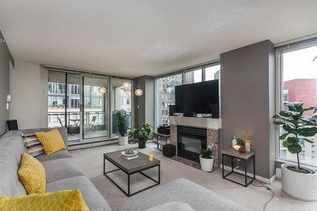R2376567 - 902 183 KEEFER PLACE, Downtown VW, Vancouver, BC - Apartment Unit