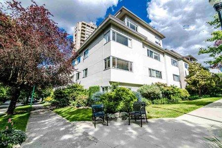 R2376645 - 206 1050 JERVIS STREET, West End VW, Vancouver, BC - Apartment Unit