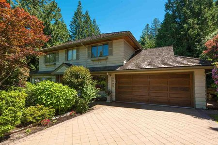 R2376786 - 5202 SPRUCEFEILD ROAD, Upper Caulfeild, West Vancouver, BC - House/Single Family