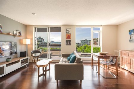 R2377127 - 704 1650 W 7TH AVENUE, Fairview VW, Vancouver, BC - Apartment Unit