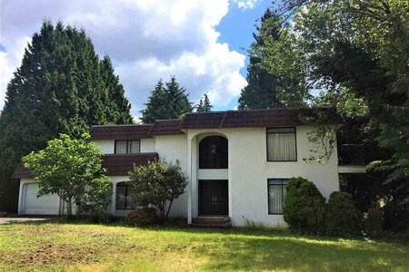 R2377370 - 990 CROSS CREEK ROAD, British Properties, West Vancouver, BC - House/Single Family