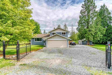 R2377551 - 24133 61 AVENUE, Salmon River, Langley, BC - House with Acreage