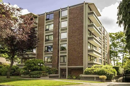 R2377642 - 403 5350 BALSAM STREET, Kerrisdale, Vancouver, BC - Apartment Unit
