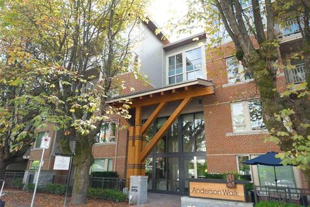 R2377671 - 327 119 W 22ND STREET, Central Lonsdale, North Vancouver, BC - Apartment Unit