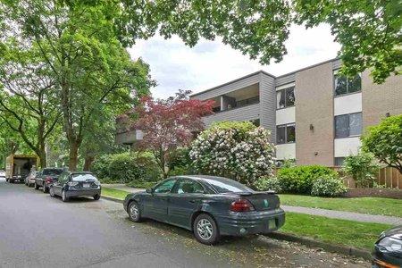 R2377674 - 306 1710 W 13TH AVENUE, Fairview VW, Vancouver, BC - Apartment Unit