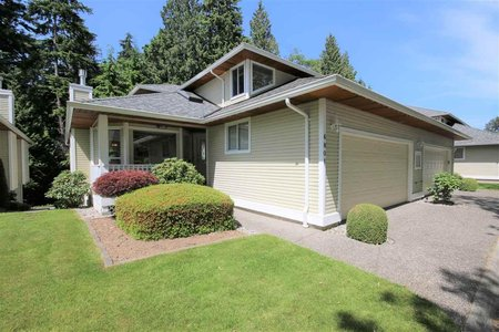 R2377710 - 6801 NICHOLSON ROAD, Sunshine Hills Woods, Delta, BC - Townhouse