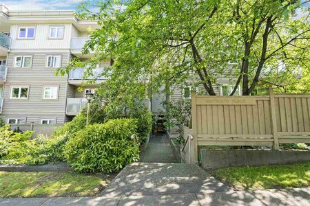 R2377875 - 303 998 W 19 STREET, Cambie, Vancouver, BC - Apartment Unit
