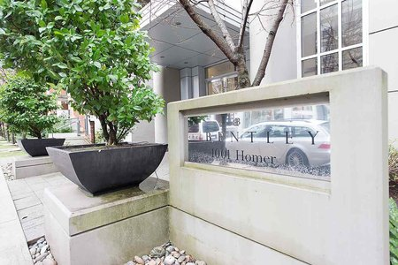R2378269 - 408 1001 HOMER STREET, Yaletown, Vancouver, BC - Apartment Unit