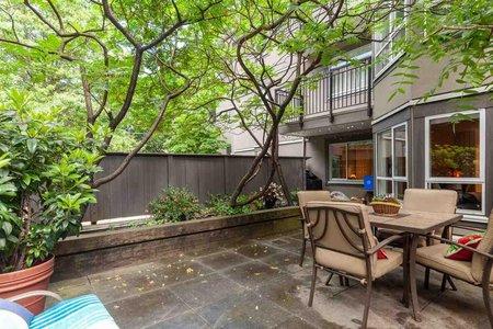 R2378603 - 113 555 W 14TH AVENUE, Fairview VW, Vancouver, BC - Apartment Unit