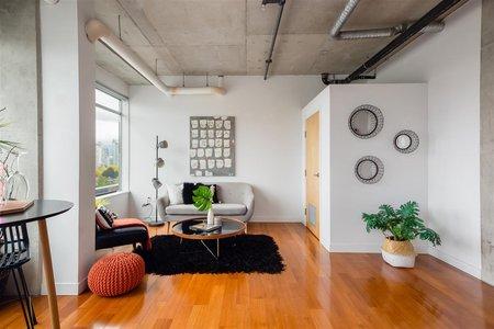 R2378696 - 703 495 W 6TH AVENUE, False Creek, Vancouver, BC - Apartment Unit