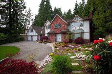 R2378770 - 385 RABBIT LANE, British Properties, West Vancouver, BC - House/Single Family