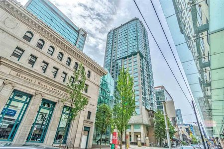 R2378799 - 1206 438 SEYMOUR STREET, Downtown VW, Vancouver, BC - Apartment Unit