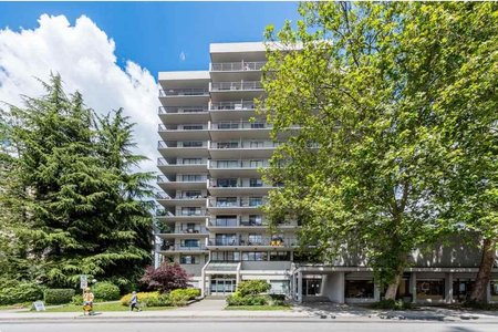 R2378817 - 607 150 E 15TH STREET, Central Lonsdale, North Vancouver, BC - Apartment Unit