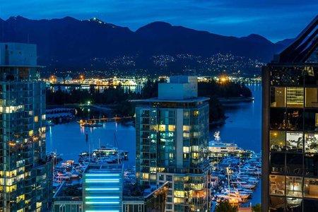 R2378868 - 2007 1367 ALBERNI STREET, West End VW, Vancouver, BC - Apartment Unit