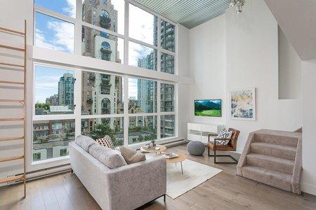 R2378878 - 408 1238 SEYMOUR STREET, Downtown VW, Vancouver, BC - Apartment Unit