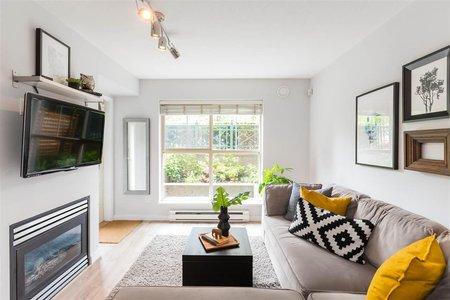 R2378919 - 115 332 LONSDALE AVENUE, Lower Lonsdale, North Vancouver, BC - Apartment Unit