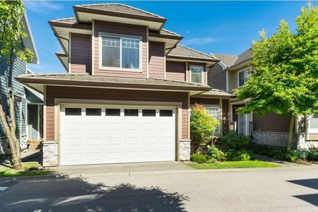 R2379188 - 43 3363 ROSEMARY HEIGHTS CRESCENT, Morgan Creek, Surrey, BC - Townhouse