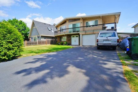 R2379407 - 9540 BISSETT PLACE, McNair, Richmond, BC - House/Single Family