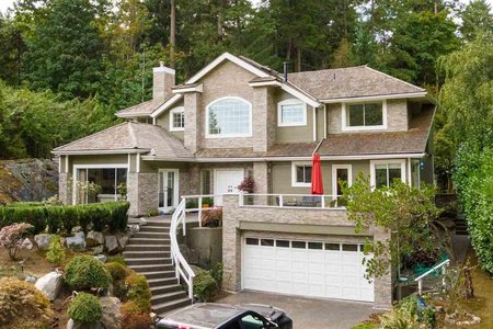 R2379431 - 4880 THE DALE, Olde Caulfeild, West Vancouver, BC - House/Single Family