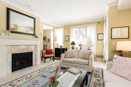 R2379471 - 106 3766 W 7TH AVENUE, Point Grey, Vancouver, BC - Apartment Unit