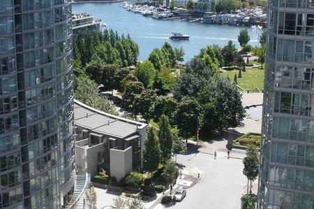 R2379501 - 1704 501 PACIFIC STREET, Downtown VW, Vancouver, BC - Apartment Unit