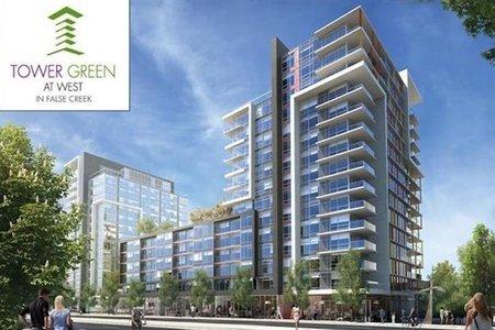 R2379523 - 211 159 W 2ND AVENUE, False Creek, West Vancouver, BC - Apartment Unit
