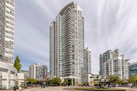 R2379533 - 606 1199 MARINASIDE CRESCENT, Yaletown, Vancouver, BC - Apartment Unit