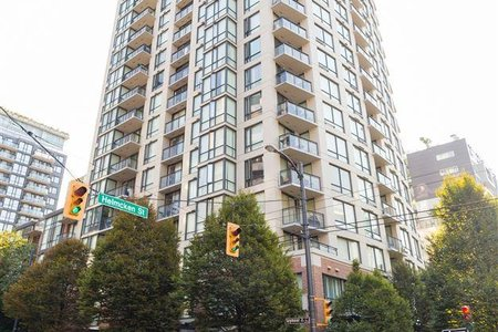 R2379698 - 512 1082 SEYMOUR STREET, Downtown VW, Vancouver, BC - Apartment Unit